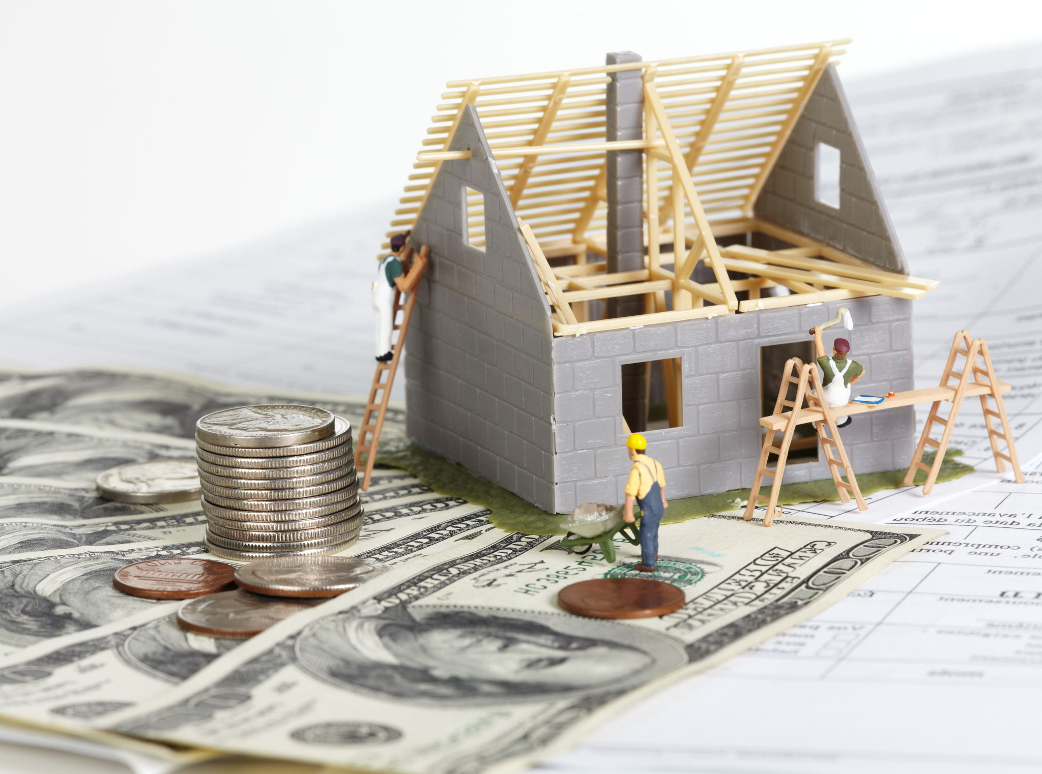 best financing options in the construction industry