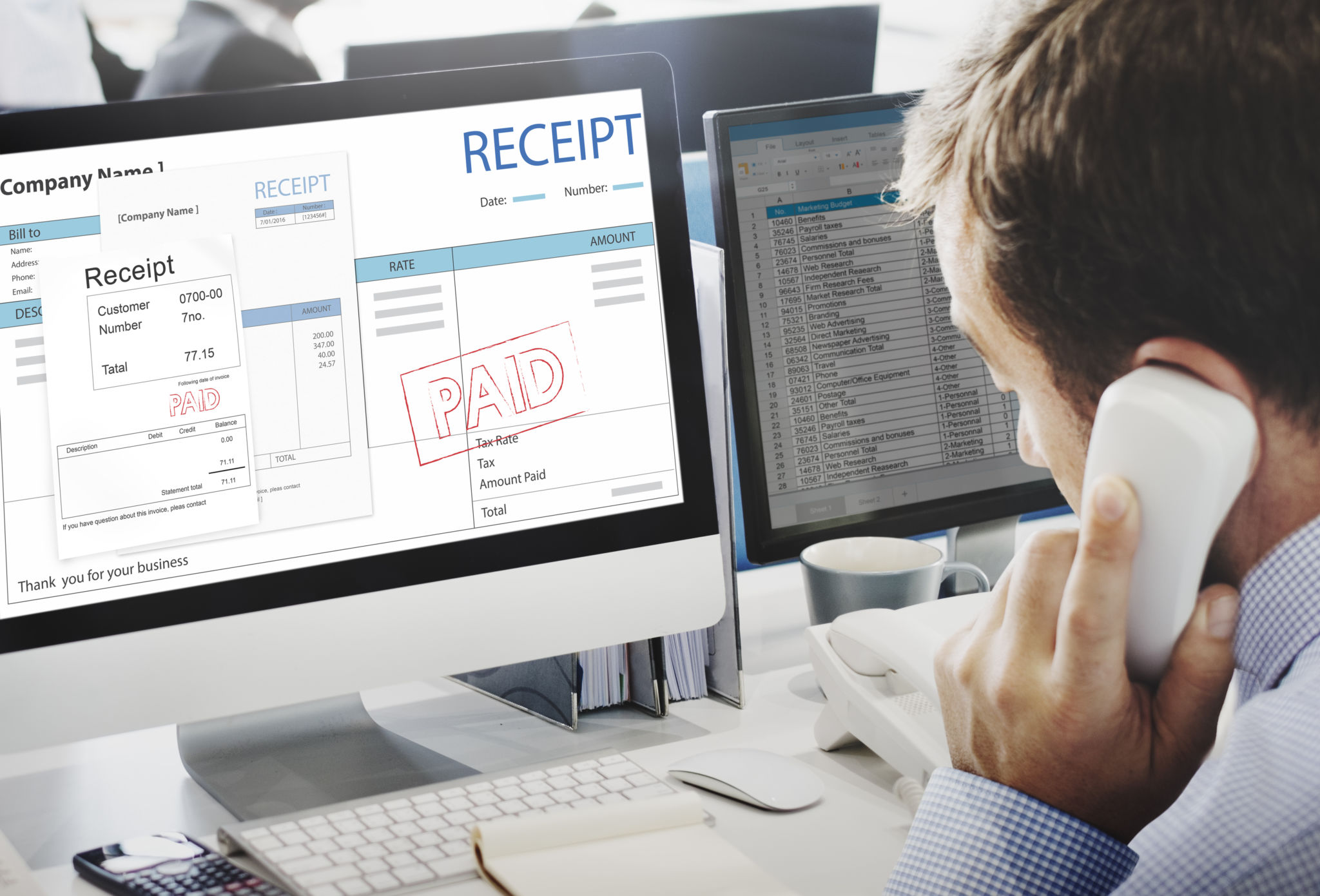In-House Outsource Account Receivable Management